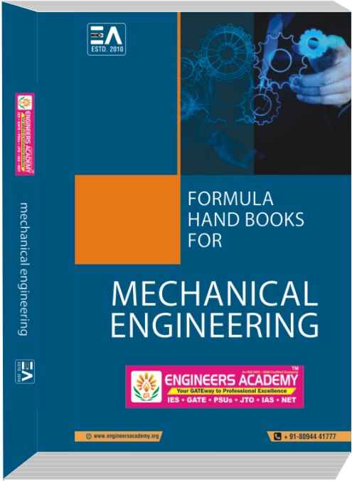 Hand Book Mechanical Engineering