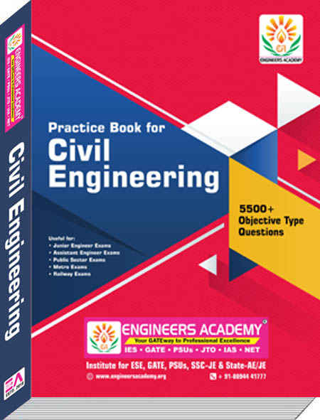 5800 MCQ- Civil Engineering