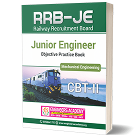 RRB-JE Mechanical Engineering CBT-II