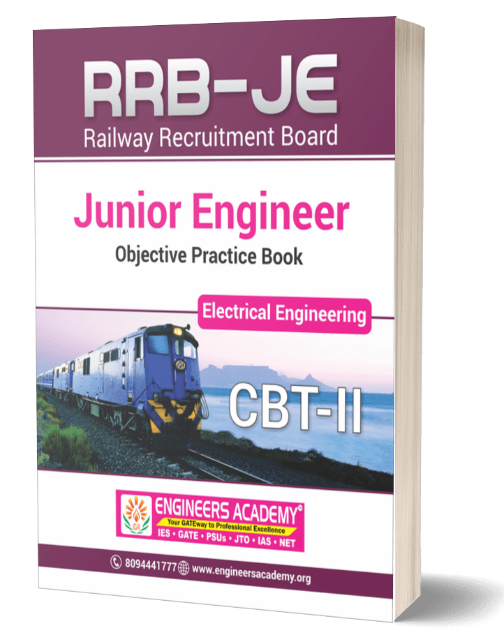 RRB-JE Electrical Engineering CBT-II
