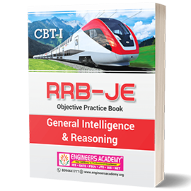 RRB-JE General Intelligence and Reasoning CBT-I