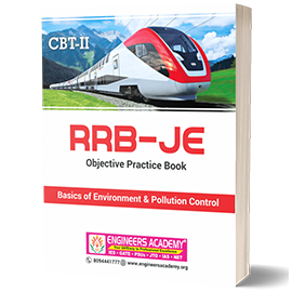 RRB-JE Basics of Environment and Pollution Control CBT-II