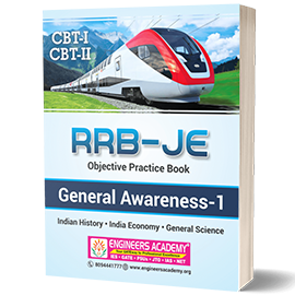 RRB-JE General Awareness-1 CBT-I and II
