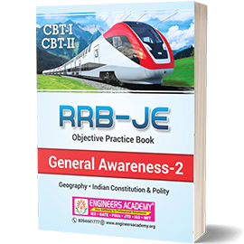 RRB-JE General Awareness-2 CBT-I and II