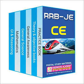 RRB-JE-Civil Engineering-English Series