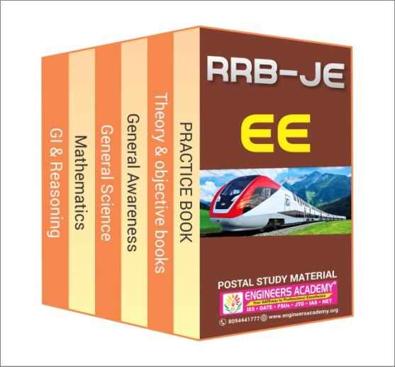 RRB-JE-Electrical Engineering-English Series
