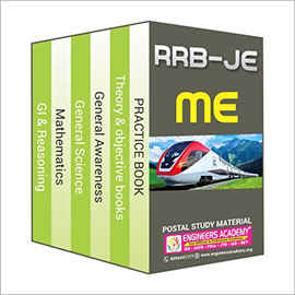 RRB-JE-Mechanical Engineering-English Series