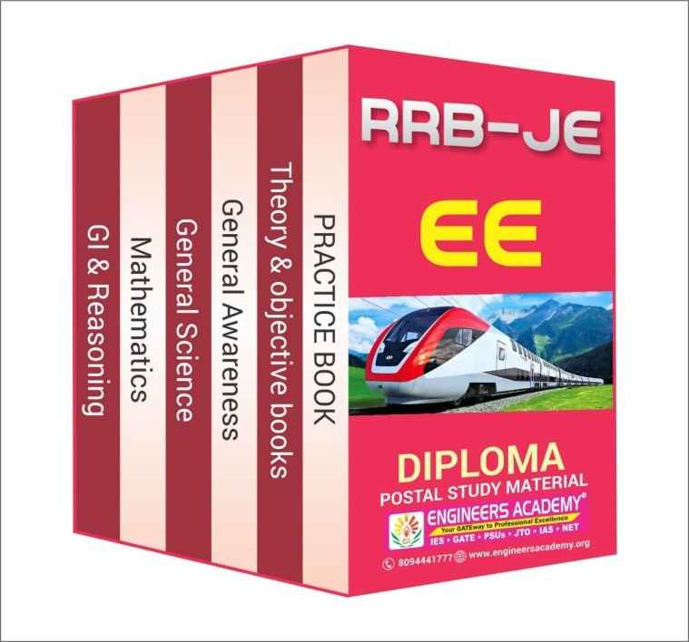 RRB-JE-Electrical Engineering-Hindi Series