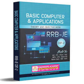 RRB-JE Basics of Computer Applications CBT-II