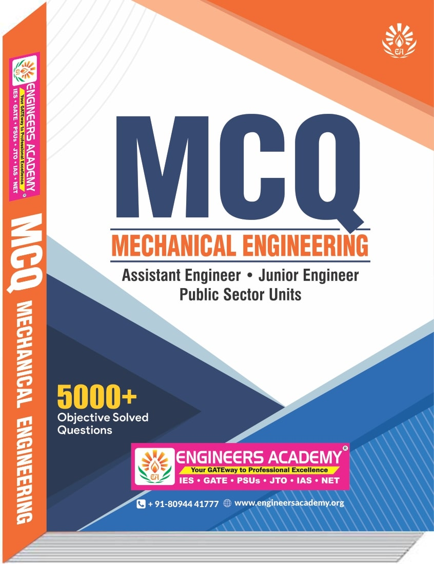 5000+ MCQs: Mechanical Engineering (English)