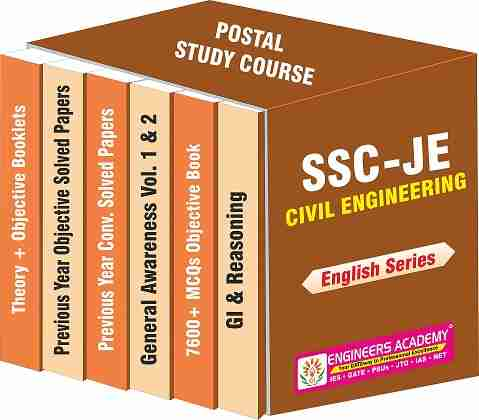 SSC JE-Civil Engineering-English Series