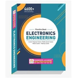 4600 + MCQ - Electronics Engineering