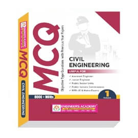 8000+ MCQ- Civil Engineering - Volume-1