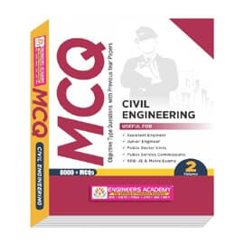 8000+ MCQ- Civil Engineering - Volume-2
