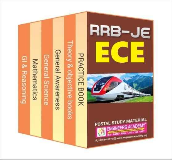RRB-JE-Electronics and Communication Engineering-English Series